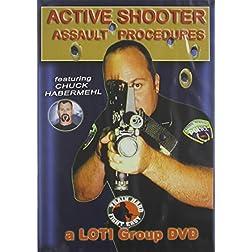 Active Shooter Assault Procedures with Chuck Habermehl