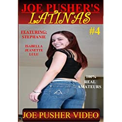 Joe Pusher's Latinas #4