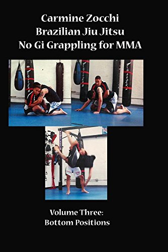 Brazilian Jiu Jitsu for MMA Volume 3: Bottom Positions
