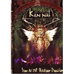Kan'Nal - Live At The Boulder Theater DVD