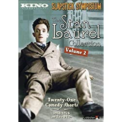 The Stan Laurel Collection 2 (Slapstick Symposium) (2D)