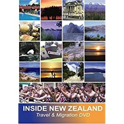 Inside New Zealand Travel & Migration DVD No 3. (PAL)