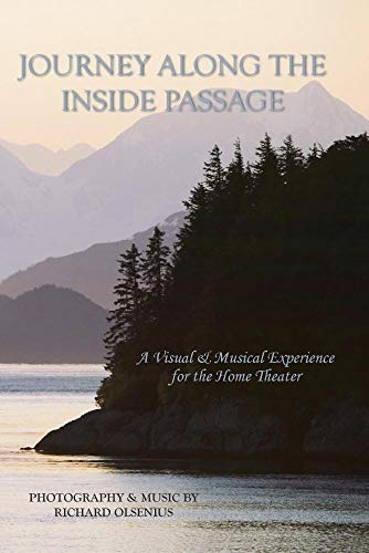 Journey Along the Inside Passage DVD