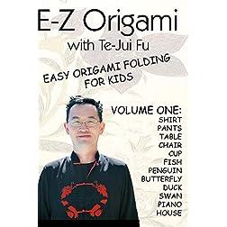 E-Z Origami - Volume One