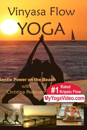 Vinyasa Flow Yoga, Gentle Power on the Beach, Intermediate & Advanced