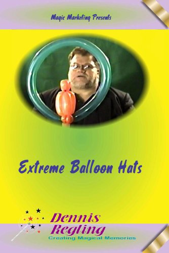Extreme Balloon Hats Twisting DVD