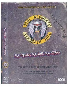 Wild and Wonderful: Live at the Astoria 2008