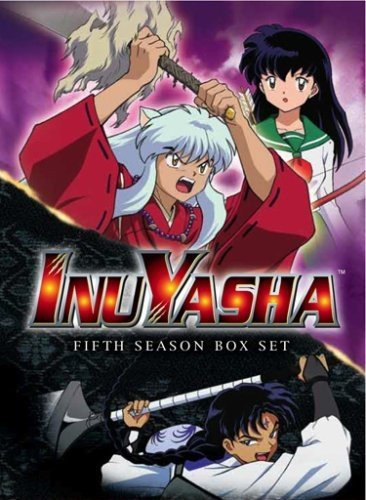 Inuyasha Season 5 Deluxe Edition Box Set