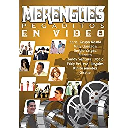 Merenguez Pegaditos en Video