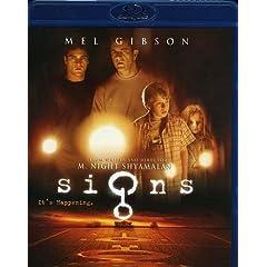 Signs [Blu-ray]