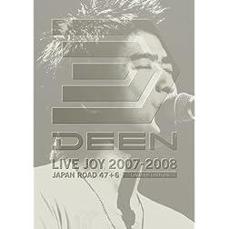 Live Joy 2007-2008-Japan Road 47