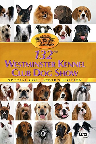 132nd Westminster Kennel Club Dog Show (2 DVD set)