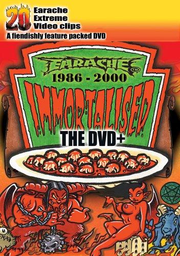 Immortaliser: Earache Records 1986-2000