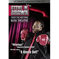 Steve W. Brown: Live