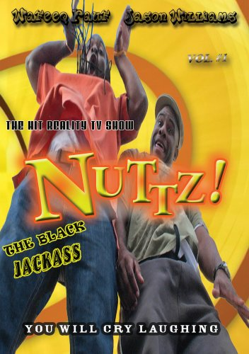 Nuttz: The Black Jackass, Vol. 1