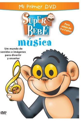 SUPER BABY MUSIC/ Super Bebe Musica - SPANISH/PORTUGUESE