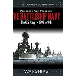 The Battleship Navy: WWI to 1941