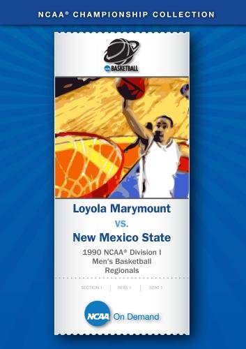 1990 NCAA Division I  Men's Basketball Regionals - Loyola Marymount vs. New Mexico State