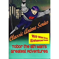Tobor the 8th Man's Greatest Adventures (1960's) [16:9 WIDE SCREEN]