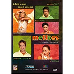 Metlogs - Philippines Filipino Tagalog DVD Movie