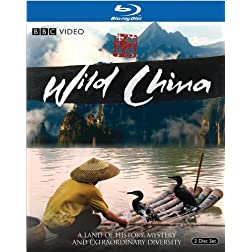 Wild China [Blu-ray]