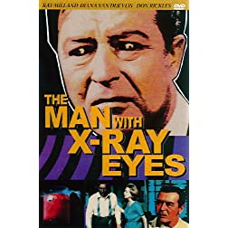 The Man with X-Ray Eyes