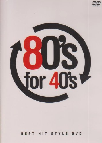 80's for 40's-Best Hit Style DVD