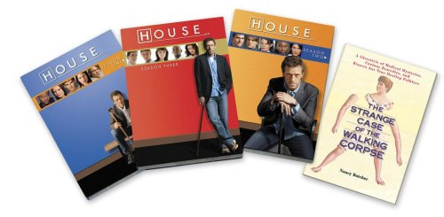House - Seasons 1 -3 with Book