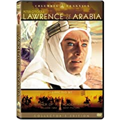 Lawrence of Arabia (Collector's Edition, 2 discs) - DVD