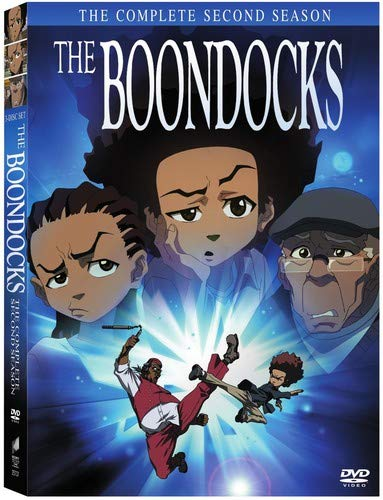 Boondocks - The Complete Second Season