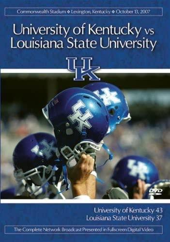 2007 Kentucky vs. LSU    TM0387