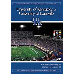 2007 Kentucky vs. Louisville    TM0388