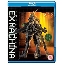 Appleseed Saga Ex Ma [Blu-ray]