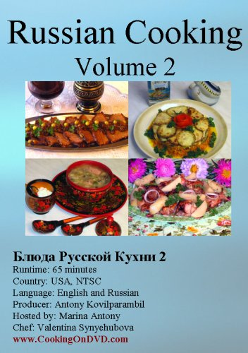 Russian Cooking, Volume 2