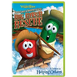 Veggie Tales: Tomato Sawyer and Huckleberry Larry's Big River Rescue