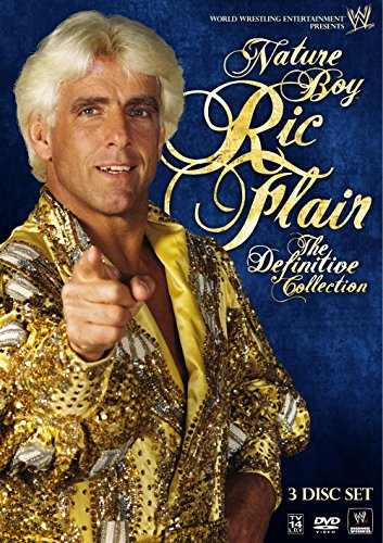 WWE: Nature Boy Ric Flair - The Definitive Collection