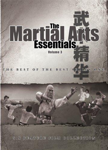 Martial Arts Essentials, Vol. 3: Best of the Best Series