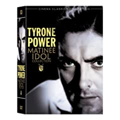 Tyrone Power Matinee Idol Collection (Cafe Metropole/Girls Dormitory/Johnny Apollo/Daytime Wife/Luck of the Irish/Ill Never Forget You/That Wonderful Urge/Love Is News/This Above All/Second Honeymoon)