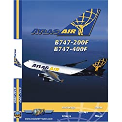 Atlas Air Boeing 747-200 & Boeing 747-400