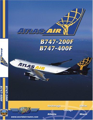 Atlas Air Boeing 747-200 & Boeing 747-400