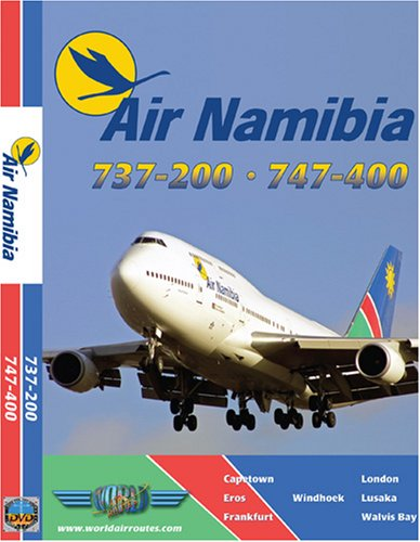 Air Namibia Boeing 737-200 & Boeing 747-400