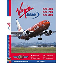 Virgin Blue Boeing 737-400, Boeing 737-700 & Boeing 737-800