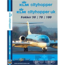 KLM Cityhopper Fokker 50, Fokker 70 & Fokker 100