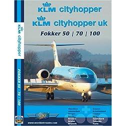 KLM Cityhopper Fokker 50, Fokker 70 & Fokker 100