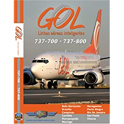 GOL Boeing 737-700 & Boeing 737-800