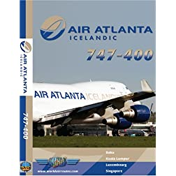 Air Atlanta Boeing 747-400