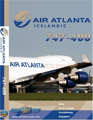 Air Atlanta Boeing 747-400