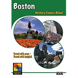 Boston: History Comes Alive! (Great City Guides Travel Series)