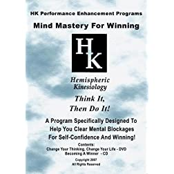 Mind Mastery For Winning (DVD & CD)