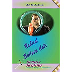 Radical Balloon Hats Twisting DVD